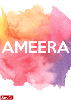 Ameera Name Meaning And Origin