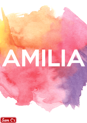 Amilia Name Meaning And Origin