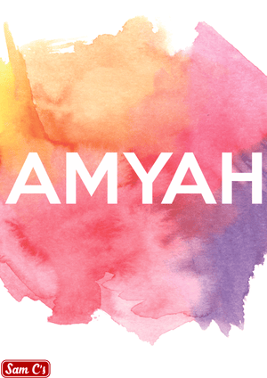 Amyah Name Meaning And Origin