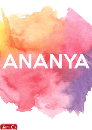 Ananya Name Meaning And Origin