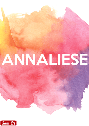 Annaliese Name Meaning And Origin