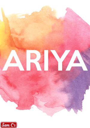 Ariya Name Meaning And Origin