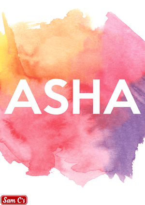 Asha Name Meaning And Origin