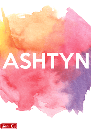 Ashtyn Name Meaning And Origin