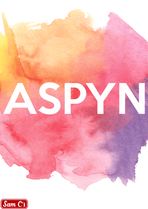 Aspyn Name Meaning And Origin