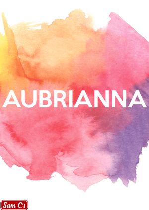 Aubrianna Name Meaning And Origin