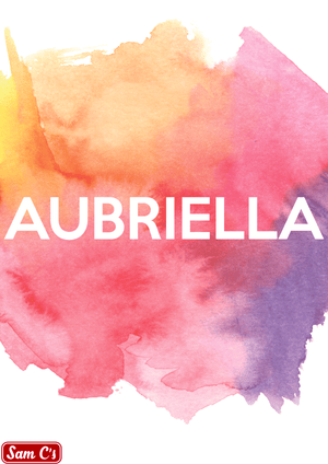 Aubriella Name Meaning And Origin