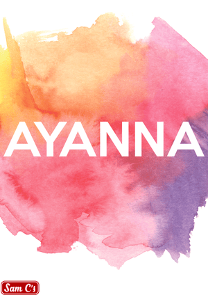 Ayanna Name Meaning And Origin