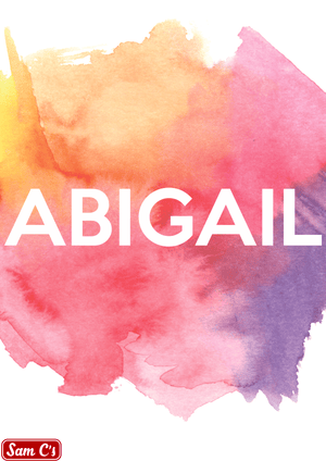 Abigail Name Meaning And Origin