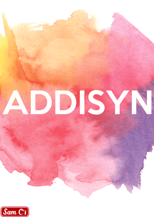 Addisyn Name Meaning And Origin