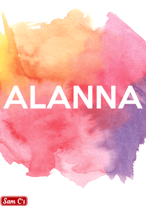 Alanna Name Meaning And Origin