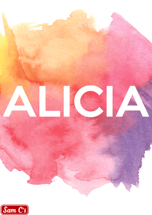 Alicia Name Meaning And Origin