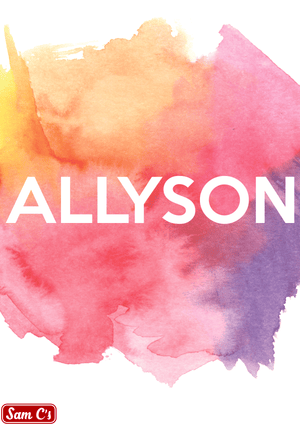 Allyson Name Meaning And Origin