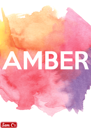 Amber Name Meaning And Origin