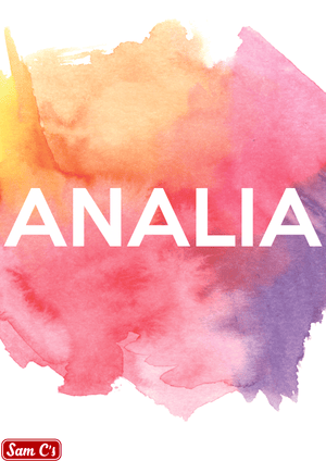 Analia Name Meaning And Origin