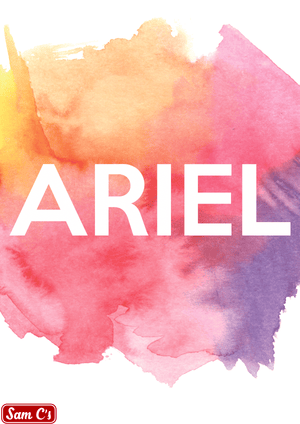 Ariel Name Meaning And Origin