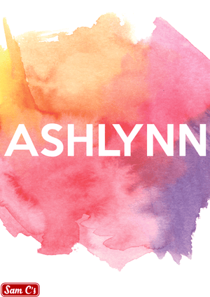 Ashlynn Name Meaning And Origin