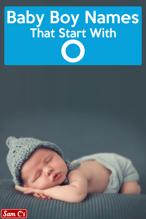 Baby Boy Names That Start With O