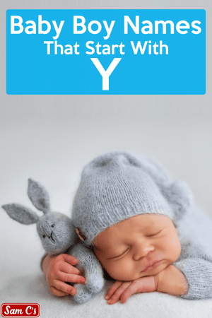 Baby Boy Names That Start With Y