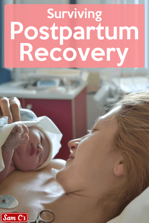 15 Items You Need to Survive Postpartum Recovery