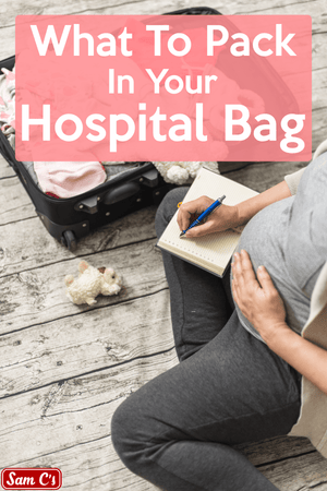What To Pack In Your Hospital Bag For Mom & Baby: A Complete Checklist