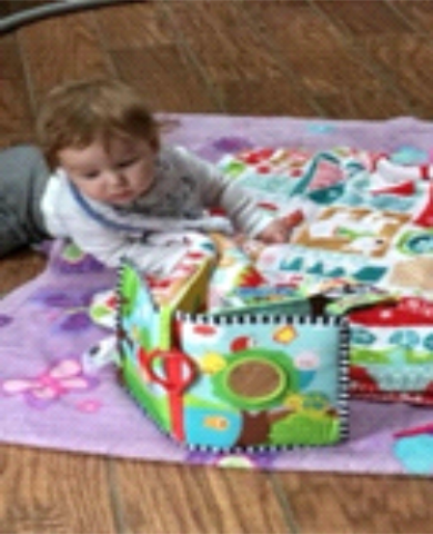 best toys for six month old babies