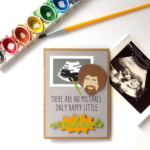 bob ross pregnancy announcement