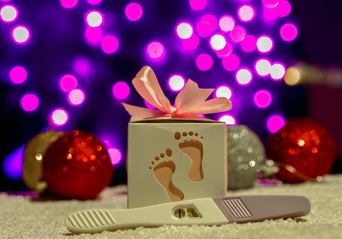 christmas pregnancy announcement ideas
