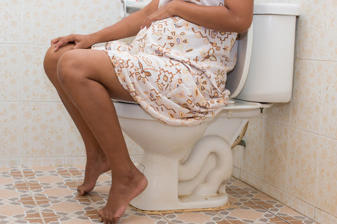 constipation while pregnant