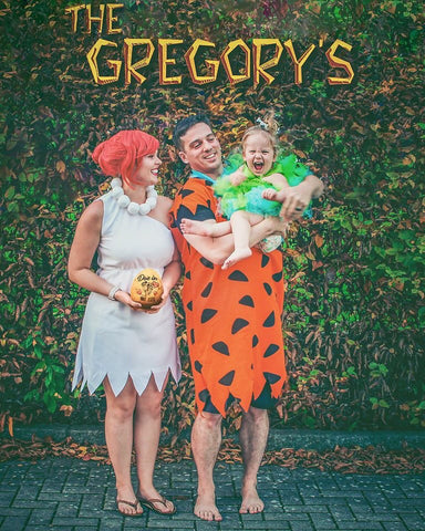 flintstone pregnancy announcement