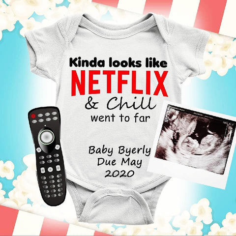netflix and chill pregnancy announcement
