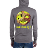"Mankind ""Have a Nice Day"" Lightweight Unisex Hoodie - wweretro"