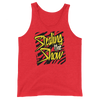 "Dolph Ziggler ""Stealing The Show"" Unisex Tank Top - wweretro"