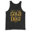 "Goldust ""Gold to Dust"" Unisex  Tank Top - wweretro"