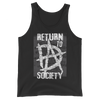 "Dean Ambrose ""Return to Society"" Unisex Tank Top - wweretro"