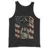 "Sgt. Slaughter ""American Flag"" Unisex Tank Top - wweretro"