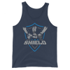 "The Shield ""United"" Unisex Tank Top"