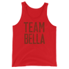 "The Bella Twins ""Team Bella"" Tri-Blend Unisex Tank Top"