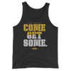 "John Cena ""Come Get Some"" Unisex Tank Top - wweretro"