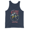 "Elias ""World Tour"" Unisex  Tank Top - wweretro"