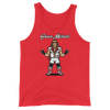Shawn Michaels Cartoon Unisex Tank Top - wweretro