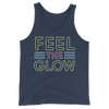 "Naomi ""Feel The Glow"" Unisex Tank Top - wweretro"