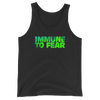 "Jeff Hardy ""Immune To Fear Text"" Unisex Tank Top - wweretro"