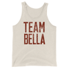 "The Bella Twins ""Team Bella"" Tri-Blend Unisex Tank Top - wweretro"