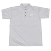 WWE Logo Embroidered Polo Shirt