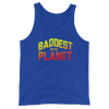 "Ronda Rousey ""Baddest on the Planet"" Unisex Tank Top"