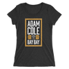 "Adam Cole ""Bay Bay"" Women's Tri-Blend T-shirt - wweretro"