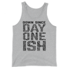 "Usos ""Day One Ish"" Unisex Tank Top"
