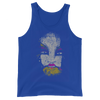 "Asuka ""Empress of Tomorrow"" Unisex Tank Top - wweretro"