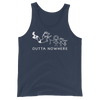 "Randy Orton ""Outta Nowhere"" Unisex Tank Top - wweretro"